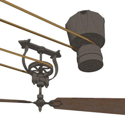 Best 25 belt driven ceiling fans ideas on pinterest - Ceiling fan belt driven ...