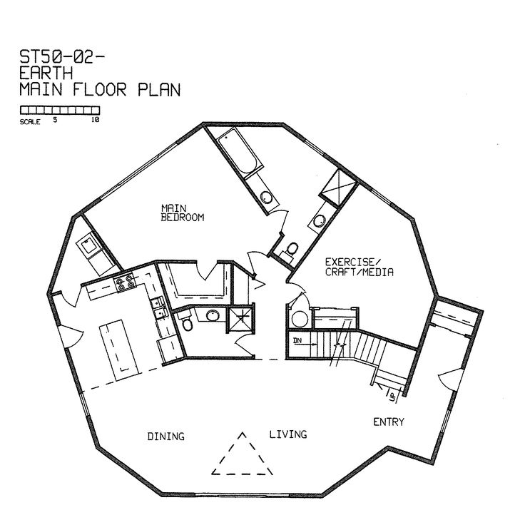 Luxury Dome Home Plans: 92 Best Geodesic Dome Homes Images On Pinterest