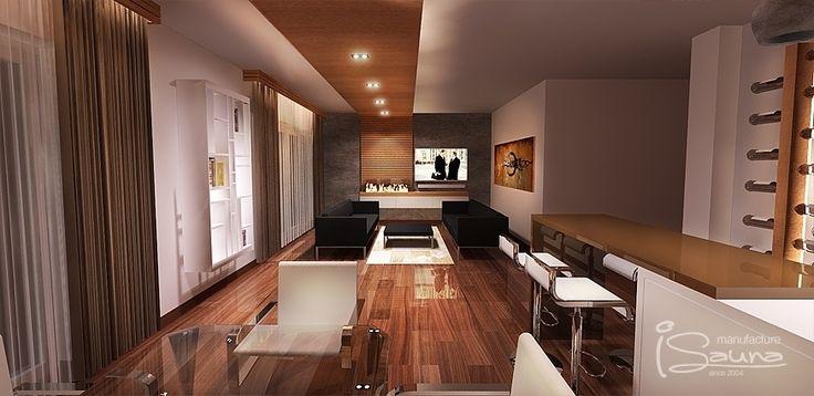Interior design with individual planning