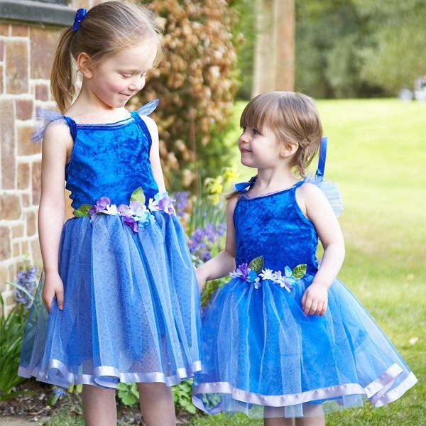 Flower Fairy - Childrens & Baby Fancy Dress - FudgeKids.Com is based in the  UK