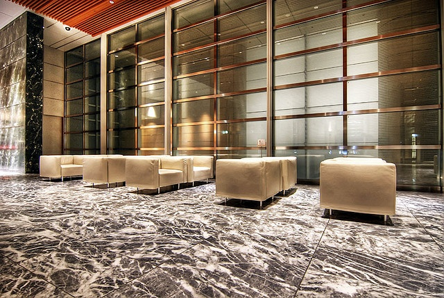 Mitsukoshimae Office Lobby Office Building Architecture