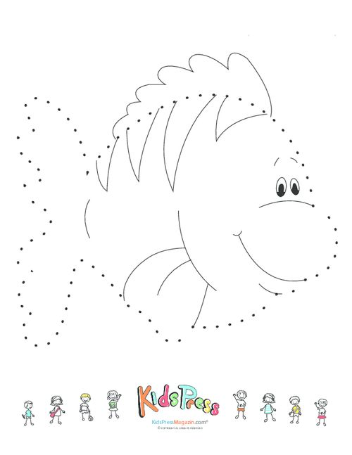 21 best Dot to Dot images on Pinterest | Activities for ...