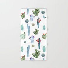 tropical forever Hand & Bath Towel
