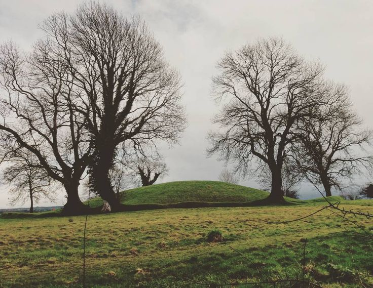 The prehistoric mound at Emain Macha, Co Armagh. This site is closely associated with the ancient kings of Ulster #irisharchaeology #archaeology #ancient #discoverireland #loves_ireland #wanderlust