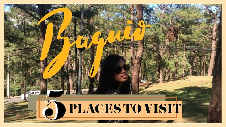 VLOG: 5 Places to Visit in Baguio City 2016 (Philippines)   Chesca Marcelino - WATCH VIDEO HERE -> http://philippinesonline.info/travel/vlog-5-places-to-visit-in-baguio-city-2016-philippines-chesca-marcelino/   Hello There! Since me and my family stayed in one of the coldest city here in the Philippines, Baguio.I decided to compile 5 places you could visit for a day in the city. Let me know in the comments below what other places you love are! Thank you for watching   �