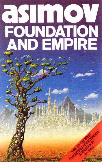Isaac Asimov - Fundation and Empire  http://marcianoscomonocinema.blogspot.com.br/