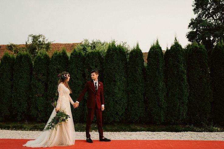 Hanna & Paul • Chic Wedding | Nunta Conacul Heldsdorf