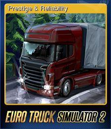 Komunita služby Steam :: Steam odznaky :: Euro Truck Simulator 2