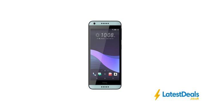 Sim Free HTC Desire 650 Mobile Phone - Blue, £119.95 at Argos