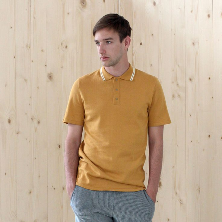shirt ALCEA gold