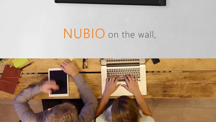 TOA NUBIO - Audio Collaboration System