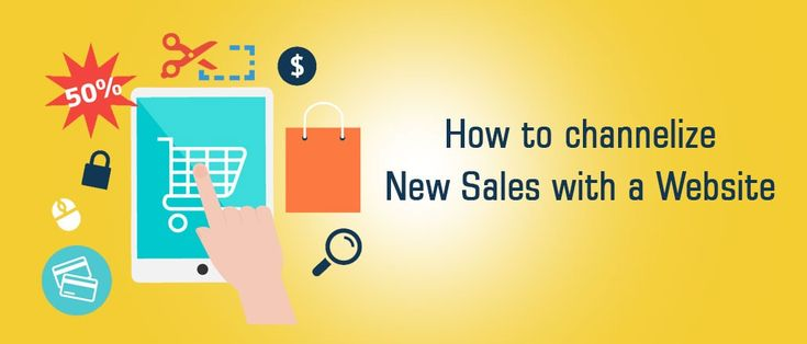 Do you know how to channelize New Sales with a Website?