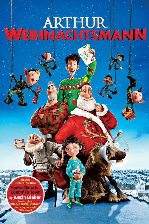 Arthur Christmas 2011 full Movie HD Free Download DVDrip