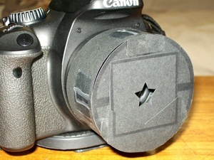 Create your own bokeh camera kit @Bonnie DoNothing