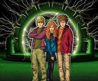 Rewelacyjna seria dla nastolatków którzy nie chcą czytać a interesują się wszystkim co prowadzi do demolki i kłopotów