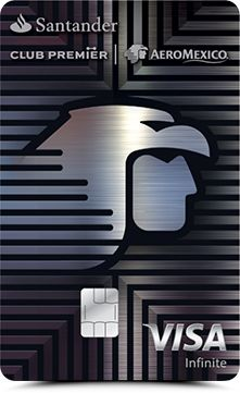AEROMEXICO Club Premier   VISA Infinite   Santander