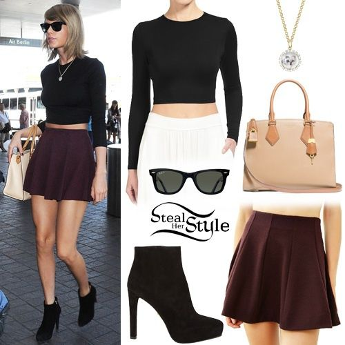 Imagen de Taylor Swift and steal her style