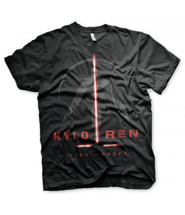 T-shirt Homme Kylo Ren en vente sur www.freakypink.com Boutique en