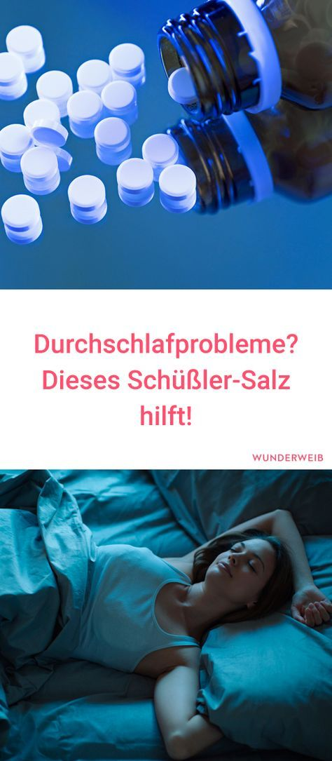 Wir verraten dir, welches der Schüßler Salze dir beim Einschlafen hilft. #schlafen #schlaftipps #schlafprobleme #gesundheit