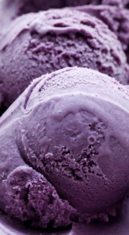 10+ ideas about Blueberry Ice Cream on Pinterest ...