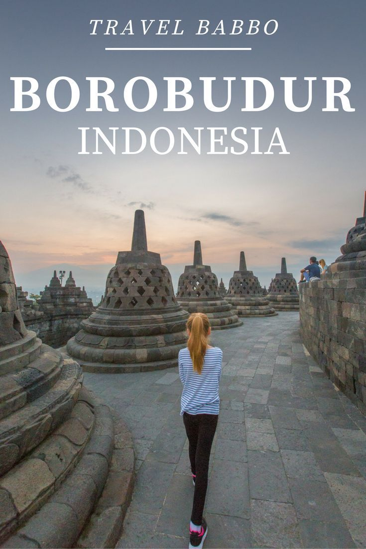 Indonesia's Borobudur temple was far easier to visit than I thought it would be. We went for sunrise, but enjoyed an uncrowded afternoon visit far more.