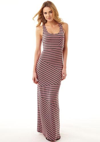 Catalog Spree: Ashlee Neon Stripe Maxi Dress - AlloyNeon Stripes, Alloy Ashlee, Maxi Dresses, Ashlee Neon, Fashion, Stripes Maxis, Maxis Dresses, Casual Summer Dresses, Maxis Ashlee