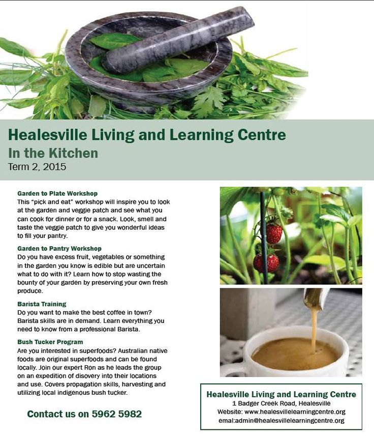 In the Kitchen at Healesville Living and Learning Centre - Term 2, 2105 http://www.healesvillelearningcentre.org