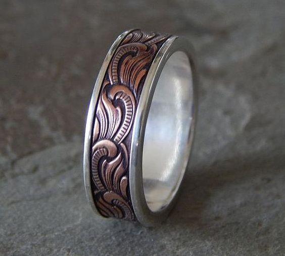 titanium wedding bands ideas