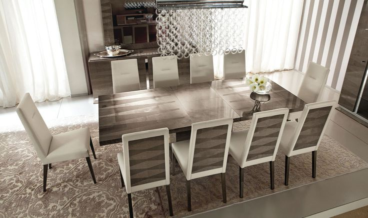 Stylish And Practical Contemporary Furniture For Every: Every Day Gorgeous Dining Table Decorations To Add Style