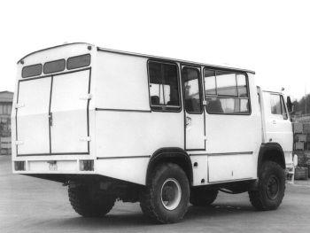 Škoda-LIAZ 151.809 TR16 Afrikabus '1988–89