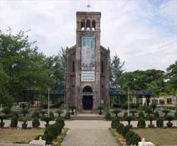 Basílica de Nuestra Señora de La Vang Vietnam