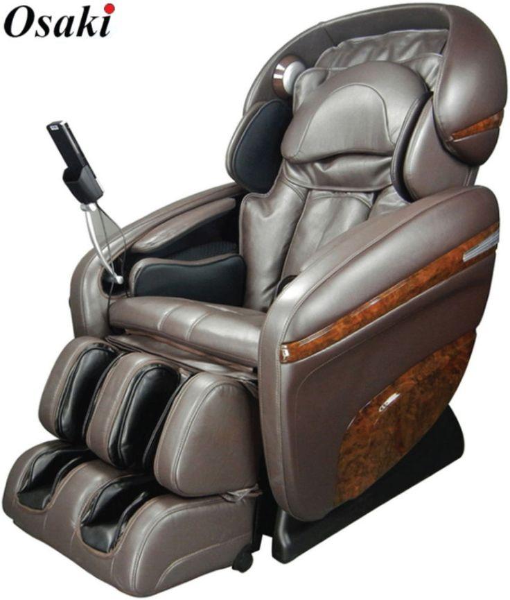Osaki 3D Dreamer Zero Gravity Massage Chair Recliner Swedish Shiatsu Brown New  sc 1 st  Pinterest & 27 best Massage Chairs images on Pinterest | Massage chair Zero ... islam-shia.org