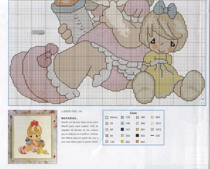 17 Best images about Crafts - Precious Moments cross stitch on ...