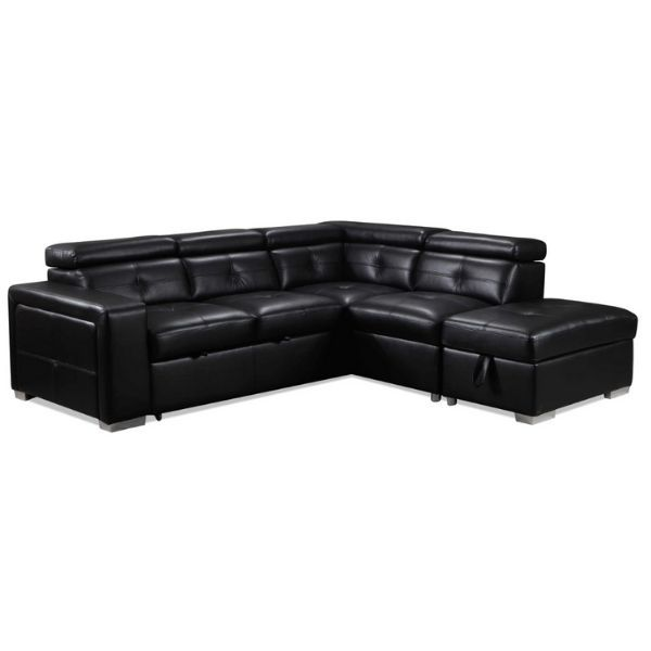 Dalary 3 Piece Sectional With Left