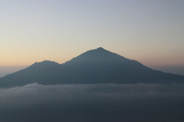 Bali Mountain in the morning.. Feel so quite. #bali #indonesia