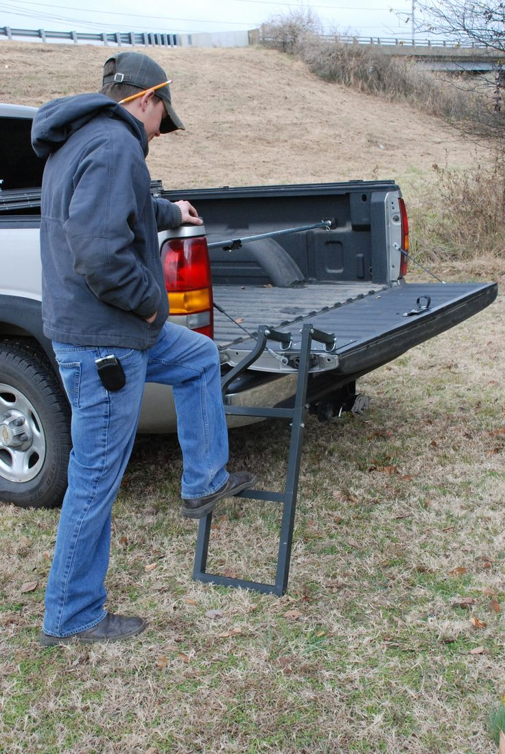 Tailgate Ladder Tailgate Step by REL Stapleton