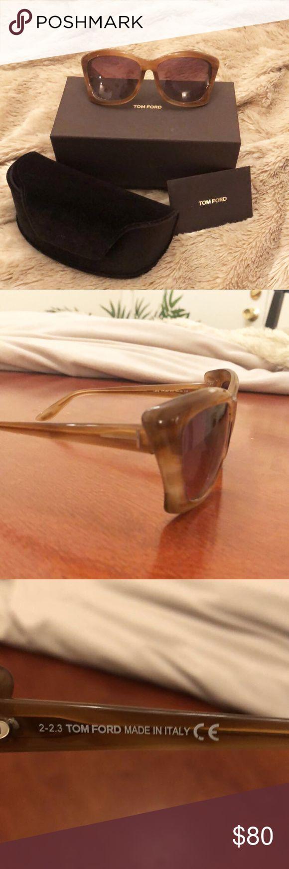 Tom Ford Lana Sunglasses