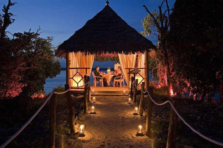 Kenya - Watamu - Temple Point Resort 4*