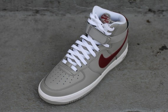 maroon air force ones