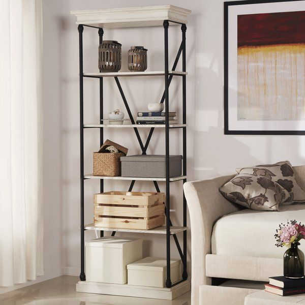 "Eastgate 84"" Etagere Bookcase"