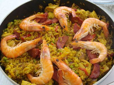 331 best images about cuisine espagnole on pinterest paella spanish and spanish recipes. Black Bedroom Furniture Sets. Home Design Ideas