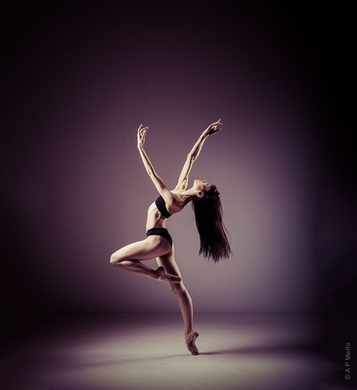 Ballet Dancer Photo - Movement - Dancer: Yuka Asai - Hungarian National Ballet - © Andrea Paolini Merlo - Ballet Photos