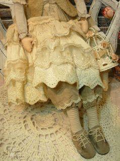 шикарная юбка бохо