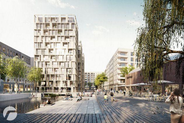 CGarchitect - Professional 3D Architectural Visualization User Community | Stuhlrohrquartier Hamburg