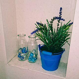 青と白×ラグ何色にしよう〜のインテリア実例 | RoomClip (ルームクリップ)