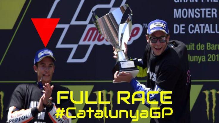[FULL RACE] MotoGP Catalunya 2016 #CatalunyaGP