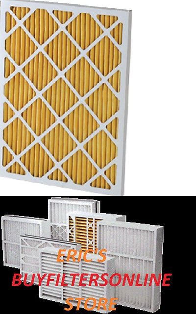 Air Filters 43509: Ultra Premium Merv 11 Long Life Home Furnace Ac Air Filters Best On Ebay 6 Pack -> BUY IT NOW ONLY: $42.84 on eBay!