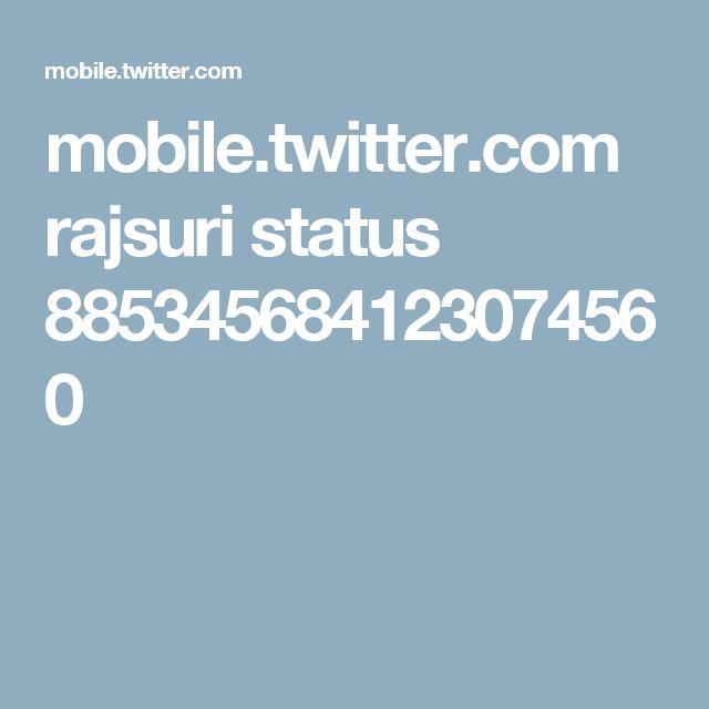 mobile.twitter.com rajsuri status 885345684123074560