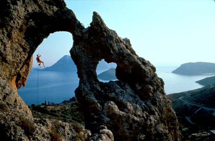 Kalymnos, Greece,                                          The Climbers Island