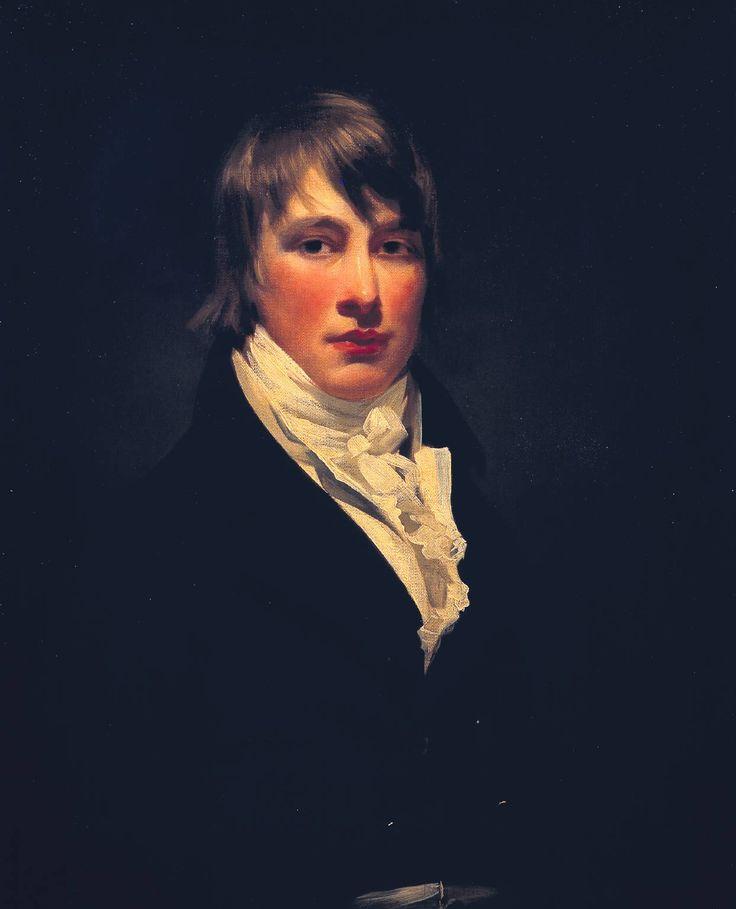 Sir Henry Raeburn (1756-1823) - Portrait of  Pringle Fraser c.1804